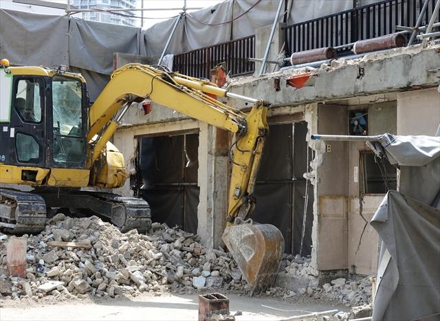 しっかりとした解体工事の技術を身に付けませんか?